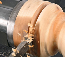 wood-turning